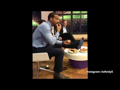 Rio Ferdinand's EPIC Reaction to Zlatan Ibrahimovic Goal Man United vs Liverpool MUST WATCH!