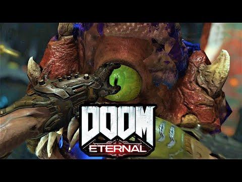 Doom Eternal - Прохождение #2.