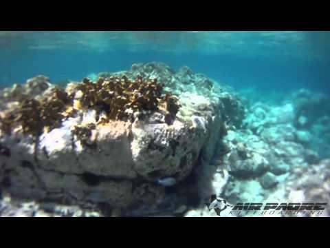 Snorkeling in the British Virgin Islands - Air Padre Kiteboarding
