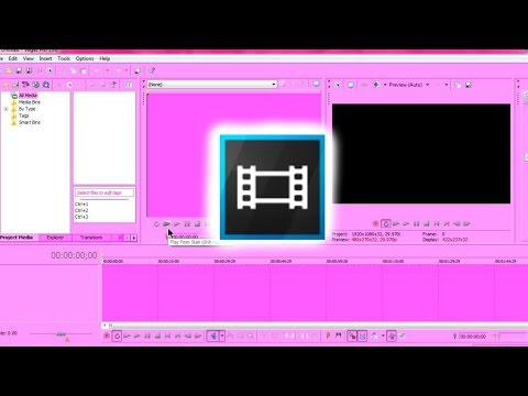 How To Download Sony Vegas 13 For Free Full Version HD ...
