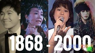 🎤 HISTORIA de la MUSICA moderna en Japón