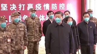 В Китае вспышка коронавируса идет на спад.
