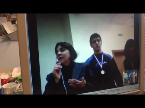 Winning team BG01 interview with Margareta Emerald Forest