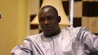 Gambia's Barrow to be sworn in at undisclosed place - spokesperson