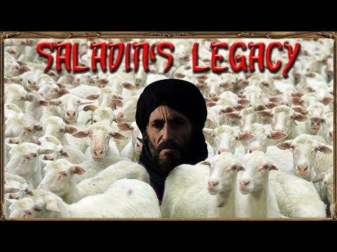 Saladin's Legacy 03 - Sweet Liberty