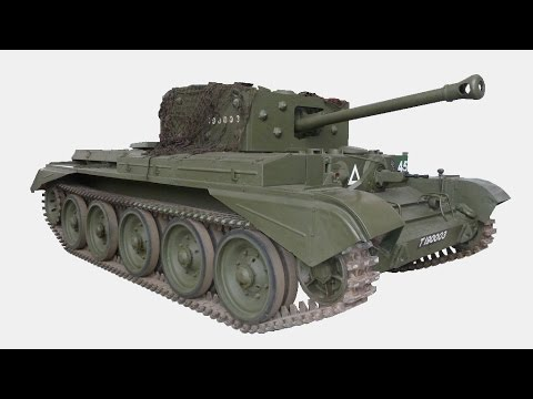 Tales of Cromwell tanks