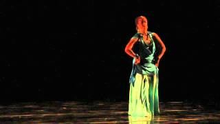 "Donna Mejia @ 2015 Bates Dance Festival ""Passport Glitch"" HD"