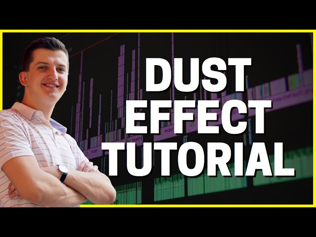 How To Make Dust Effect in Premiere Pro