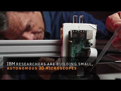 Our oceans are dirty. AI-powered robot microscopes may save them.
