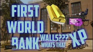 First World bank glitch