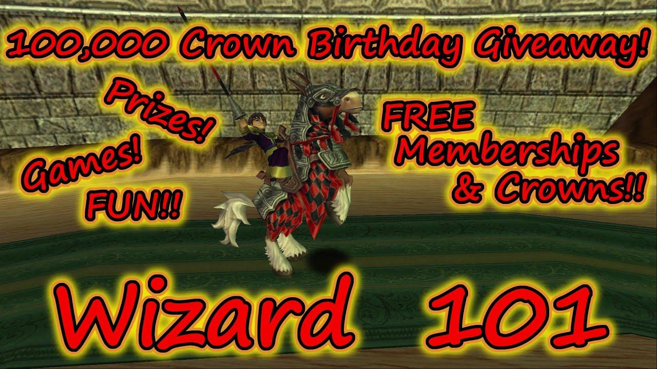 100+ Wizard101 Crown Items – yasminroohi