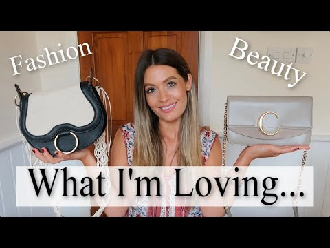 APRIL FAVOURITES | THINGS I HAVE BEEN LOVING | FASHION BEAUTY | CHLOE C