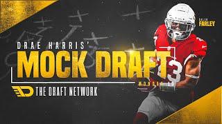 2021 NFL Mock Draft  Drae Harris 1 0