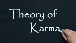 Teoría del Karma