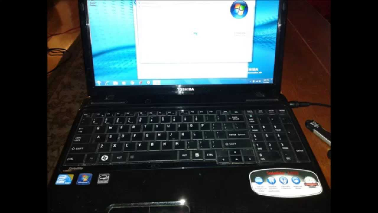 TOSHIBA SATELLITE L655-14F DRIVER FOR WINDOWS 7