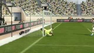 PES 2013 - Goals n tricks III LIVE [HD]