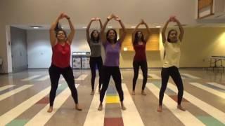 Rangeela Re | Rangeela | Afsana Dance Group | Girl Rising Campaign