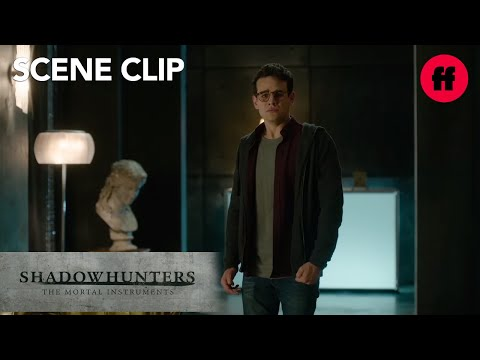 Shadowhunters | Season 1, Episode 7 Clip: Simon | Freeform