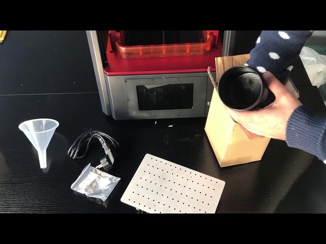 D8 Unboxing