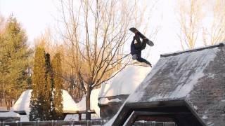 X Games Real Snow 2014: Louif Paradis