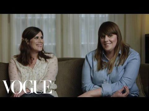 Designers of Rodarte Kate and Laura Mulleavy Discuss Their Partnership - Vogue Voices