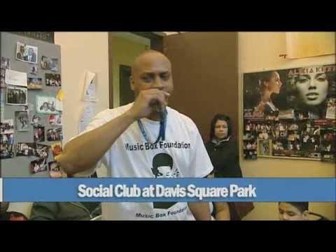 Chicago Park District May 2011: Social Club at Davis Square Park