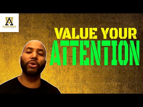 Stop giving your attention away for free