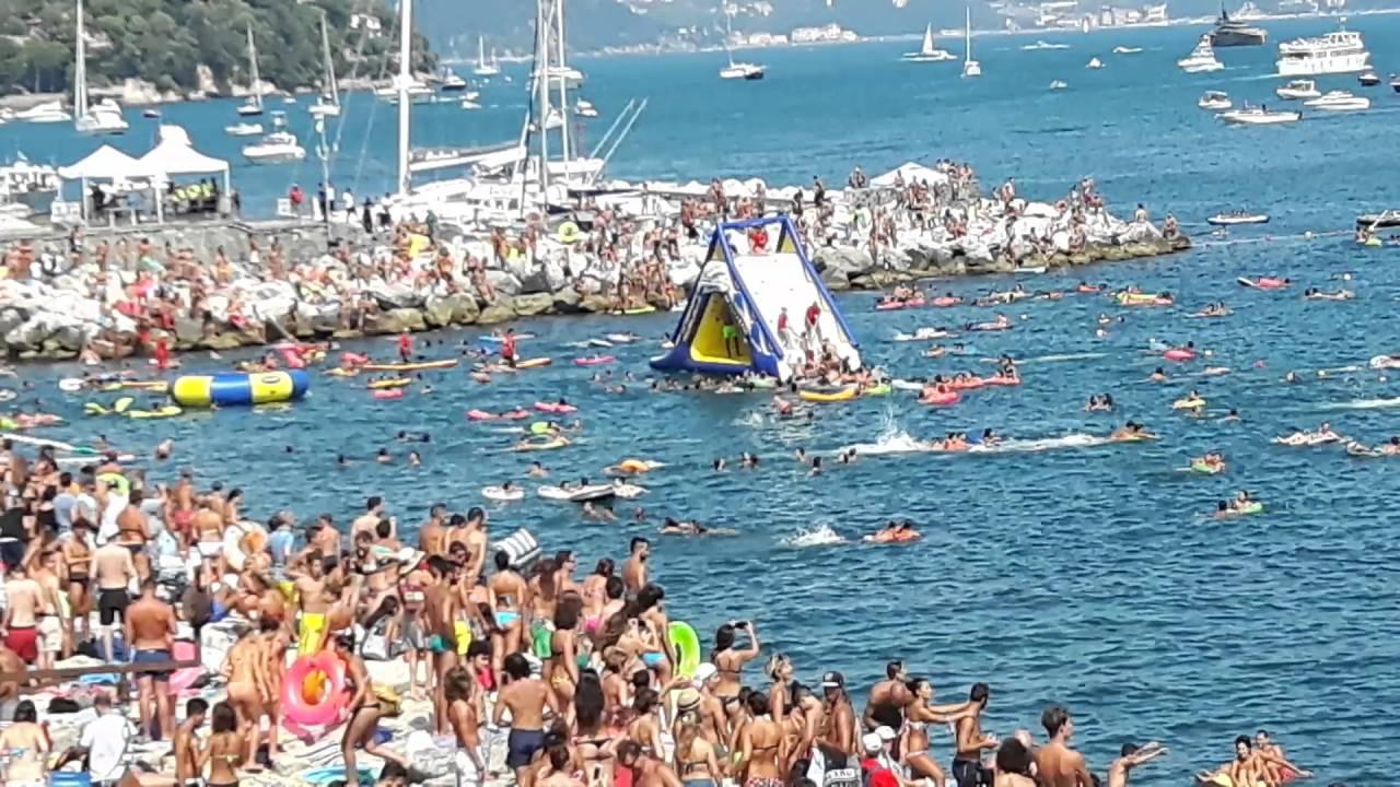Portovenere la piscina naturale 20 08 2016 youtube for Piscina naturale