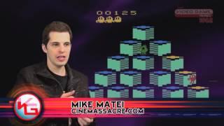 Q*bert (Arcade, 1982) Feat. Mike Matei - Video Game Years History