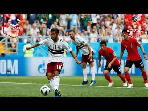¡Gol de Carlos Vela! | Corea del Sur 0 - 1 México | Mundial Rusia 2018