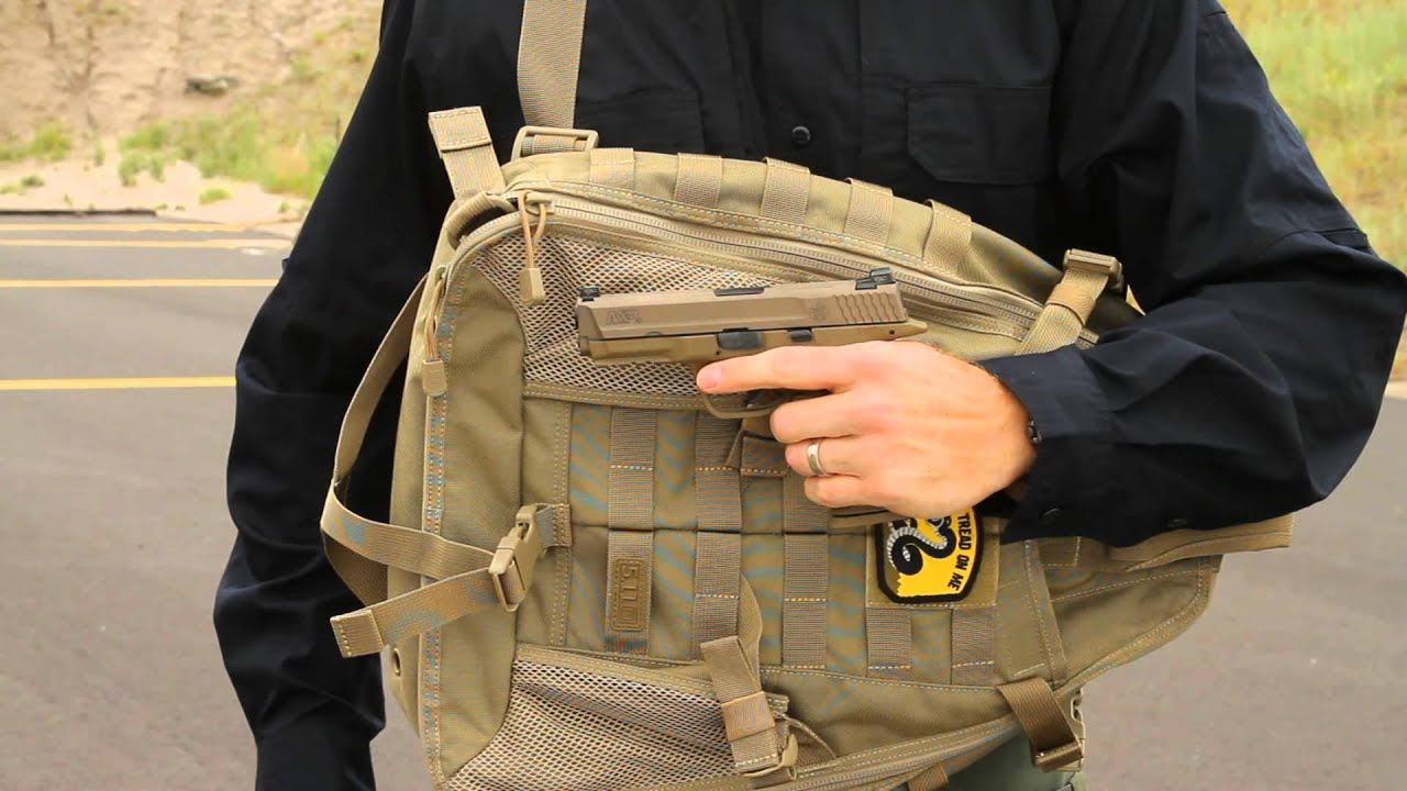 511 tactical triab 18 bag youtube