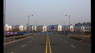 Прикольные картинки Китайский город призрак Ордос