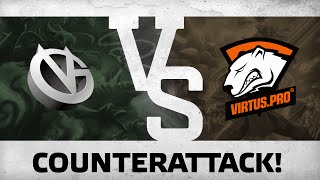 The Frankfurt Major Memories - Counterattack! by Vici Gaming vs Virtus.Pro