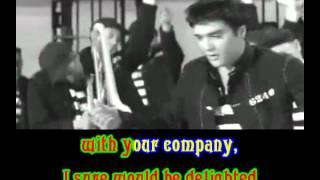 Elvis Presley - Jailhouse Rock KARAOKE