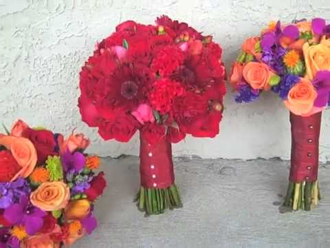 Wedding Bouquets by Belvedere Flowers
