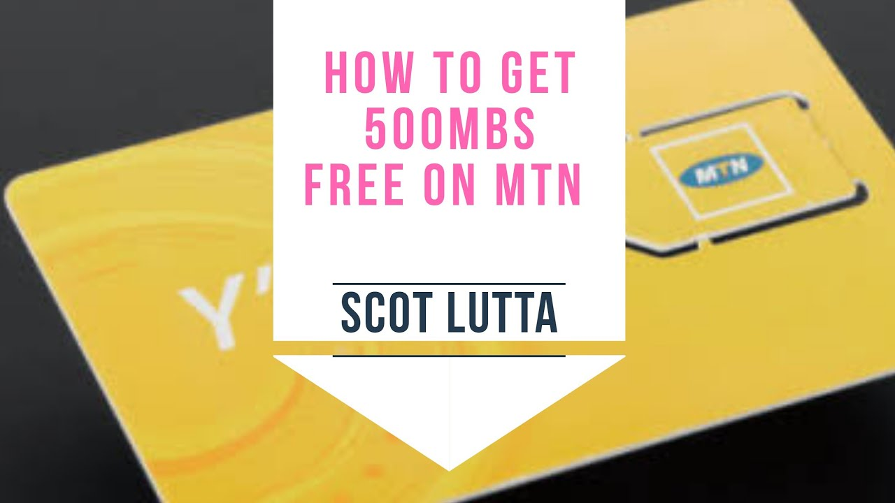 Get unlimited free internet on mtn Uganda 2019
