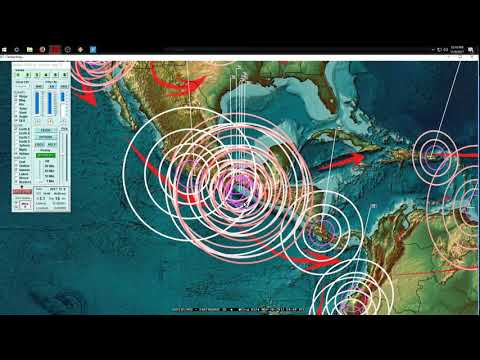 11/09/2017 -- New large earthquakes strike Japan -- California PLATE SLOW SLIPPING -- Keep watch