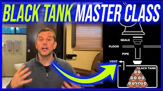 RV Black Tank Cleaning, Maintenance, Tips & Tricks  A Complete Guide to Everything!