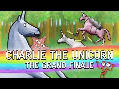 Charlie The Unicorn Know Your Meme