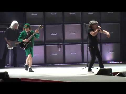 AC/DC - Live in St. Paul MN - Xcel Energy Center 2016 (HD)