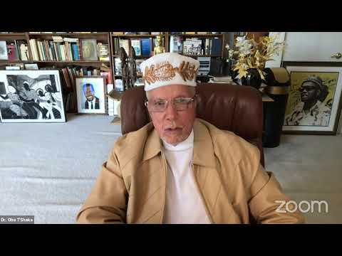 Dr. Oba T'Shaka The Twa's Impact on Africa and African Americans