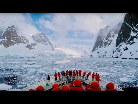 National Geographic Explorer - Antarctica Nov 29th 2016