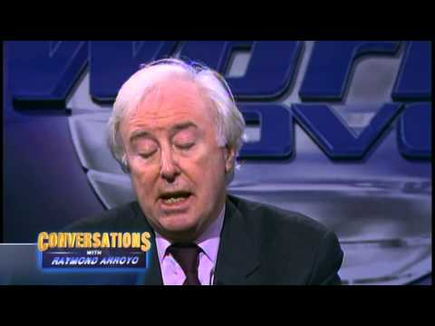 CONVERSATIONS THE WORLD OVER WITH RAYMOND ARROYO - JOHN O'SULLIVAN