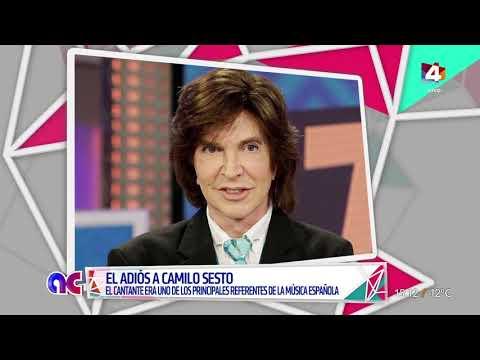 Algo Contigo - El Adiós A Camilo Sesto