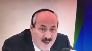 Абдулатипов: Я нашел то, над чем бессилен Бог