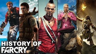 FAR CRY GRAPHICS EVOLUTION IN 75 SECONDS