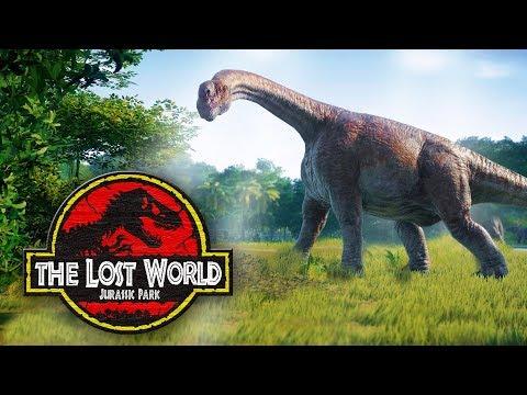 Jurassic World Evolution -  ОГРОМНЫЕ ДИНОЗАВРЫ!  ОНИ ВЕРНУЛИСЬ!