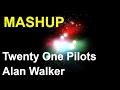 MASHUP Heathens / Faded - Twenty One Pilots / Alan Walker - AUDIO RESPONSIVE STARS ✔