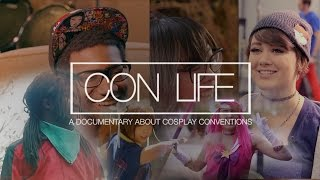 CONLIFE   A Documentary about Cosplay Conventions