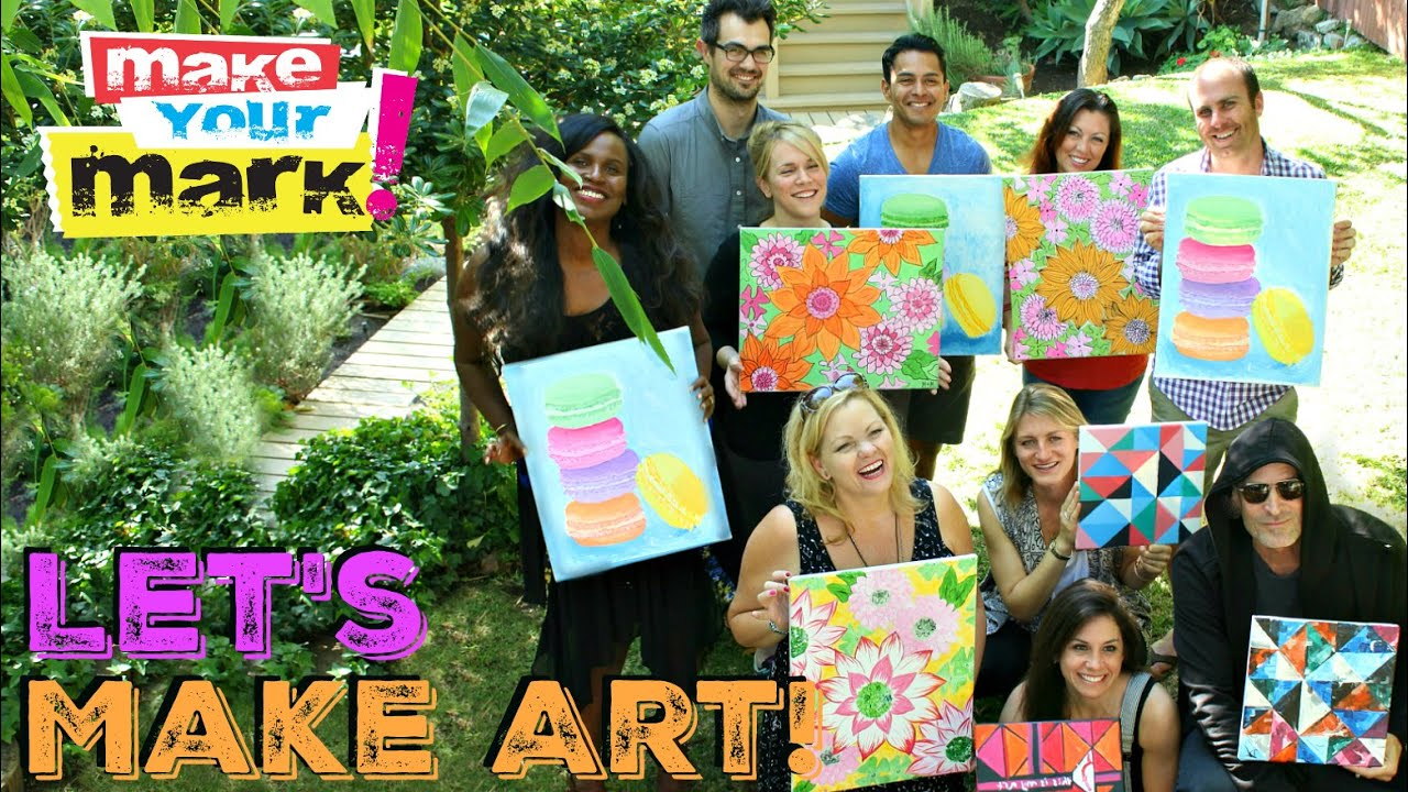How to host a wine and canvas party youtube for Wine and painting mn